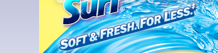 Surf - Soft & Fresh for Less